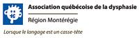 logo association québécoise de la dyspasie