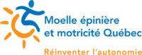 Logo de Moelle épinière et motricité Qubébec