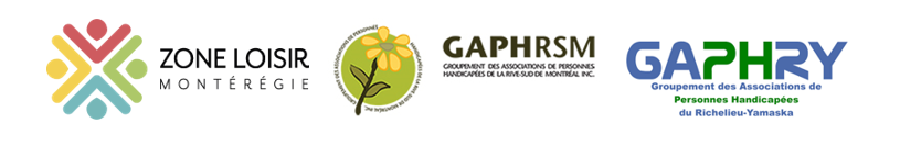 Logos Zone loiosirs, GAPHRS' et GAPHRY