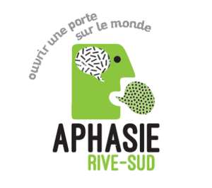 Logo Aphasie Rive-Sud (ARS)