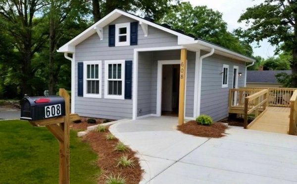 Un toit pour tous: Vivre chez soi, vivre son choix